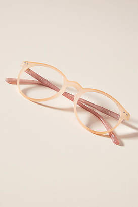 Anthropologie ZiGi + MARAiS Sandra Round Reading Glasses