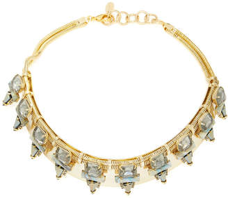Elizabeth Cole Sylvy Collar Necklace