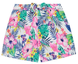 George Tropical Woven Shorts