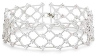 Cubic Zirconia Cuff