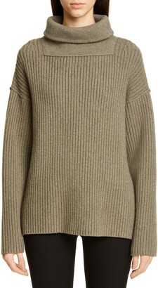 Alexander Wang Oversized Merino Wool Blend Sweater
