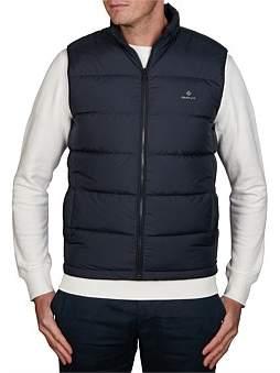 Gant O1. The Panel Down Vest