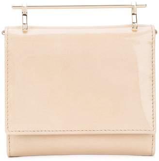M2Malletier top handle wallet