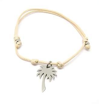 Ailoria Women Stainless Steel Charm Bracelet - 50351345