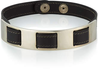 Hermes Estate Leather Choker