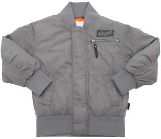 Molo ナイロン ボンバージャケット