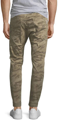 Nxp Camouflage Tapered Flight Pants