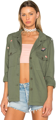 Sanctuary Flower Field Jacket $129 thestylecure.com