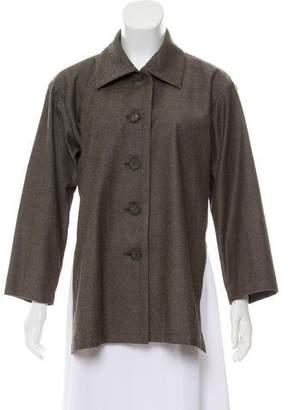 Saint Laurent Vintage Tweed Jacket