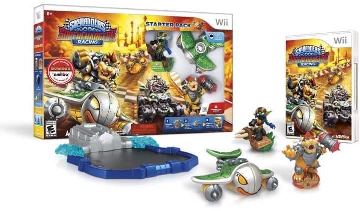 Nintendo Skylanders Superchargers Game - Wii