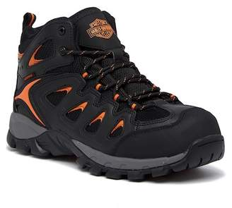 Harley-Davidson Woodridge Lace-Up Waterproof Boot