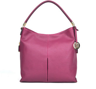 LIZ CLAIBORNE Liz Claiborne Park Slope Hobo Bag $65 thestylecure.com