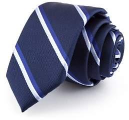 Bloomingdale's Boys Striped Tie - 100% Exclusive