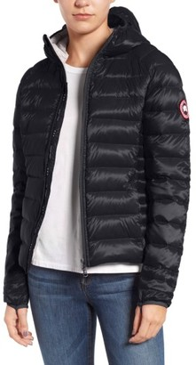 Women's Canada Goose 'Brookvale' Packable Hooded Quilted Down Jacket $525 thestylecure.com