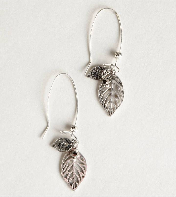 AEO Leaf Charm Earrings Style: 0484-2628 | Color: 013
