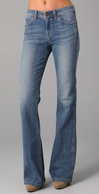 Rich & Skinny Hi Rise Flare Jeans
