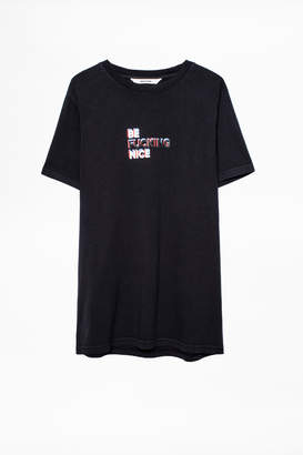 Zadig & Voltaire Tibo Nice T-Shirt