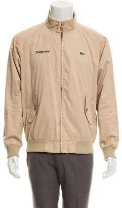 Lacoste Supreme x 2017 Harrington Jacket