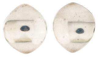 Georg Jensen Eclipse Design Clip-On Earrings