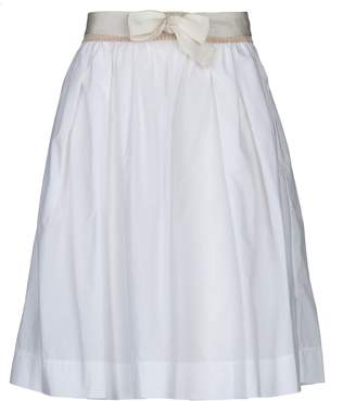 Woolrich Knee length skirts