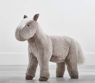 Pottery Barn Kids Shetland Pony Jumbo Nursery Plush