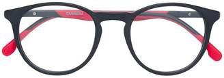 Carrera branded colour block glasses