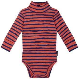 Burberry Striped Bodysuit