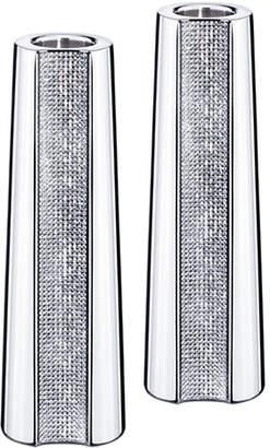 Swarovski Ambiray Candleholders Set of 2
