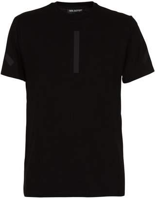 Neil Barrett Strip Detail T-shirt