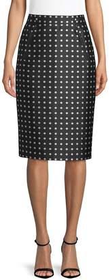Ralph Lauren Women's Carlton Pencil Skirt