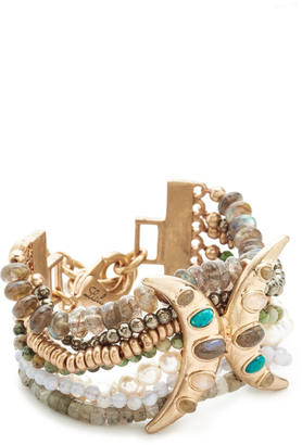 Lulu Frost Andalusia Bracelet $275 thestylecure.com