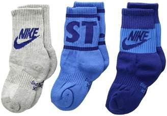 Nike JDI Crew Socks Boys Shoes