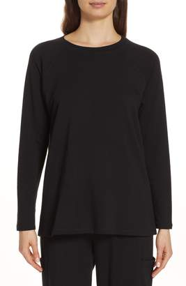 Eileen Fisher Jewel Neck Tunic