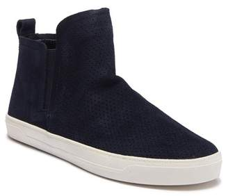 Dolce Vita Xane Perforated Suede Sneaker