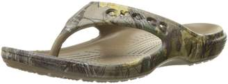 Crocs Women's Baya Realtree Xtra Flip Flop
