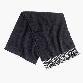J.Crew Solid cashmere scarf