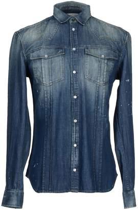 Pierre Balmain Denim shirts - Item 42495198QW
