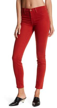 J Brand Mid Rise Super Skinny Pants