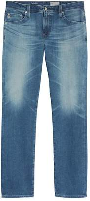 AG Jeans Everett Slim Straight Fit Jeans (13 Years Snap)