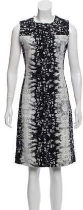 Reed Krakoff Sleeveless Textured Dress