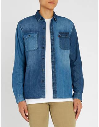 Levi's Jackson Worker regular-fit denim shirt