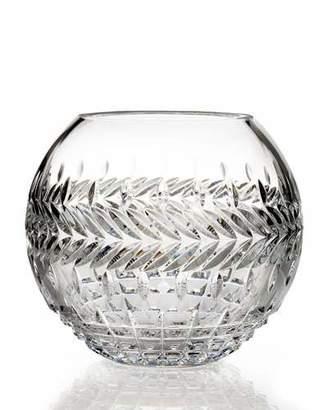 "Waterford Crystal ""Meg"" Rose Bowl"