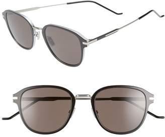 Christian Dior 55mm Wire Sunglasses