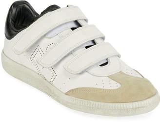 Isabel Marant Beth Grip Strap Sneakers