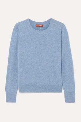 Altuzarra Fillmore Cable-knit Cashmere Sweater - Blue