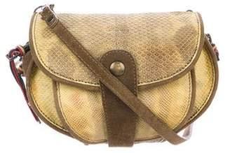 Jerome Dreyfuss Momo Karung Crossbody Bag