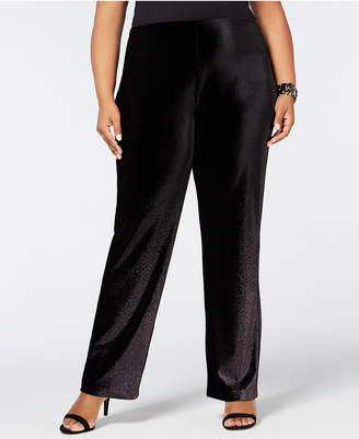 63bb07ea15c Alfani Plus Size Trousers - ShopStyle Canada