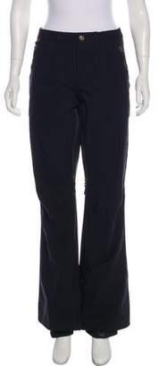 Burton Mid-Rise Flared Pants