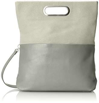 Skagen Ella Leather Fold Over Cross Body Bag