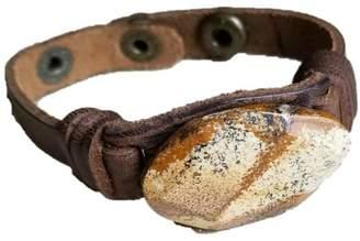 The Jewelry Junkie Narrow Leather Cuff